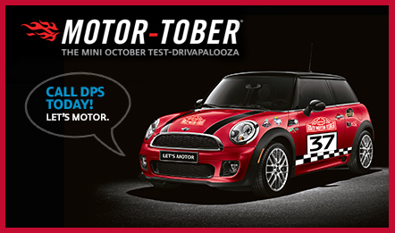 MINI Motor-Tober Event Marketing